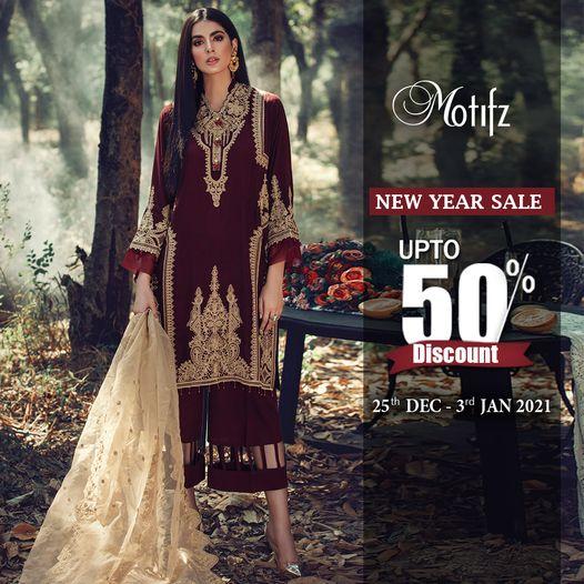 Motifz - New Year Sale
