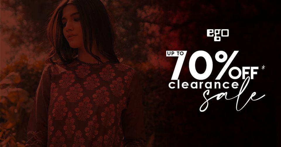 Ego - Clearance Sale