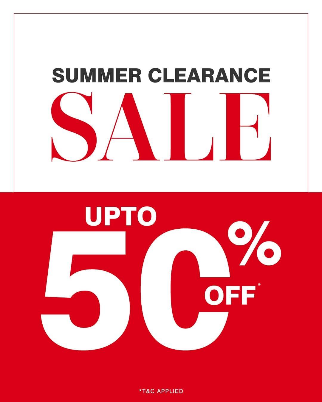 The Cambridge Shop - Summer Clearance Sale