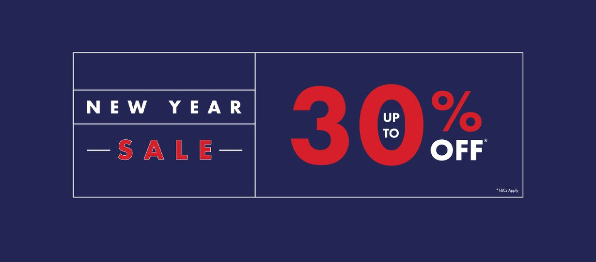 The Cambridge Shop - New Year Sale