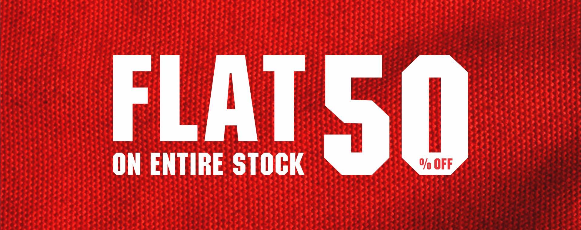 Cougar - Flat Sale