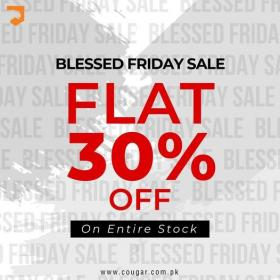 Cougar - Blessed Friday SALE