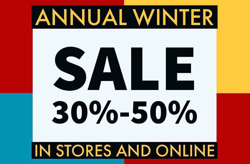 Forecast - Annual Winter SALE