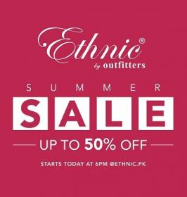 Ethnic By Outfitters - Summer Sale!