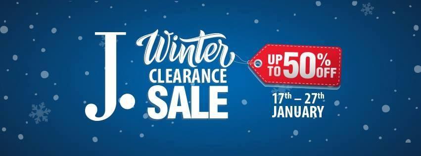Junaid Jamshed - Sale Of The Season