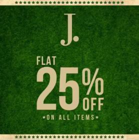 Junaid Jamshed - Azaadi Sale