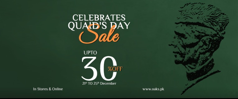 Oaks - Celebrates Quaid's Day