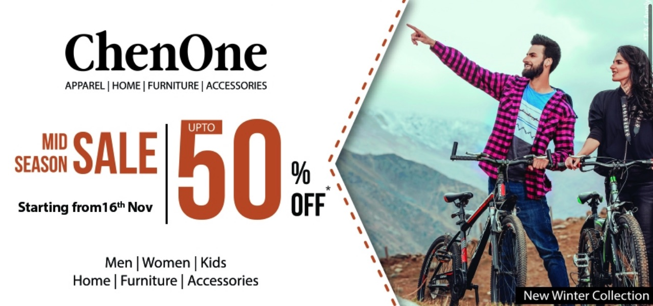 Chenone - Mid Season Sale