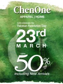 Chenone - Celebrate With ChenOne