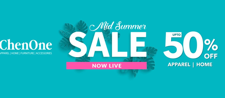 Chenone - Mid Summer Sale