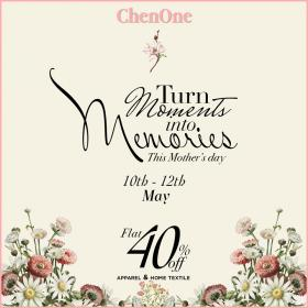 Chenone - ChenOne Mother's Day Sale