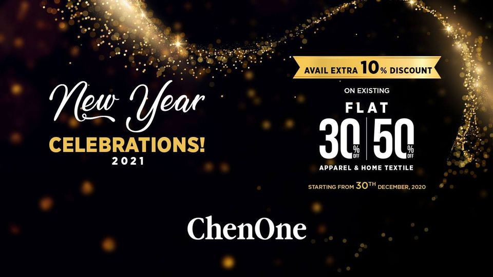 Chenone - New Year Sale