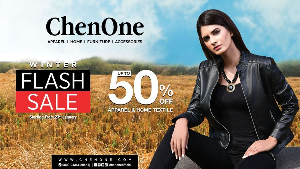 Chenone - Winter Flash Sale