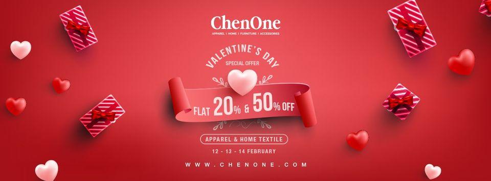 Chenone - Valentine's Day Sale