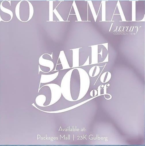 So Kamal - So Kamal Luxury