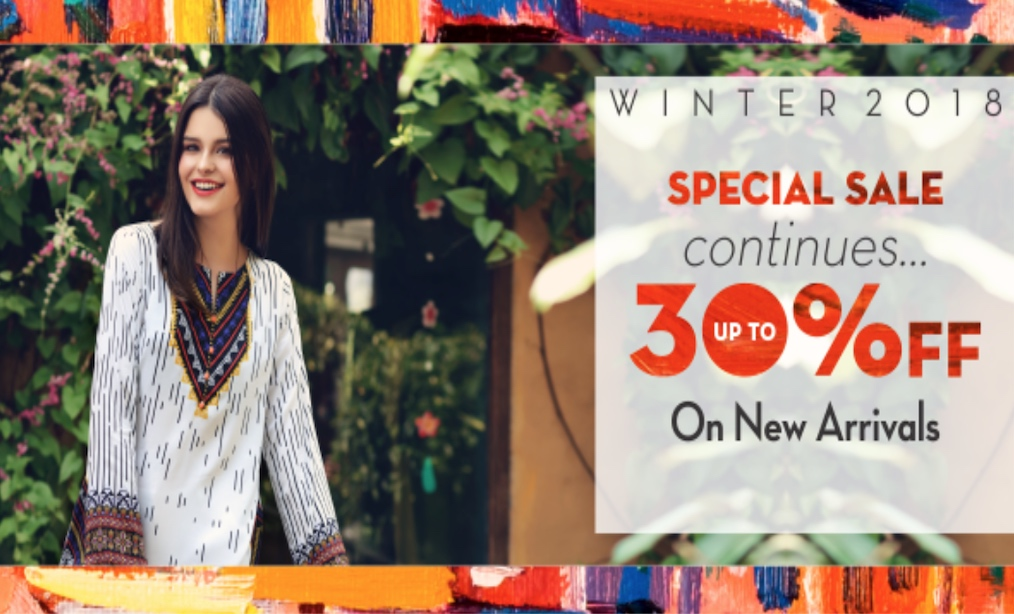So Kamal - Winter 2018 Special Sale
