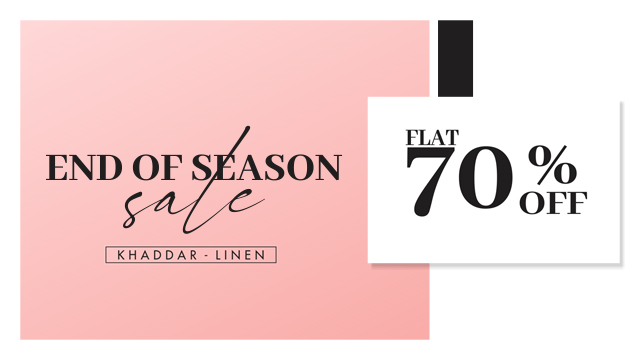 So Kamal - End Of Season Sale