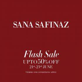 Sana Safinaz - Flash Sale!