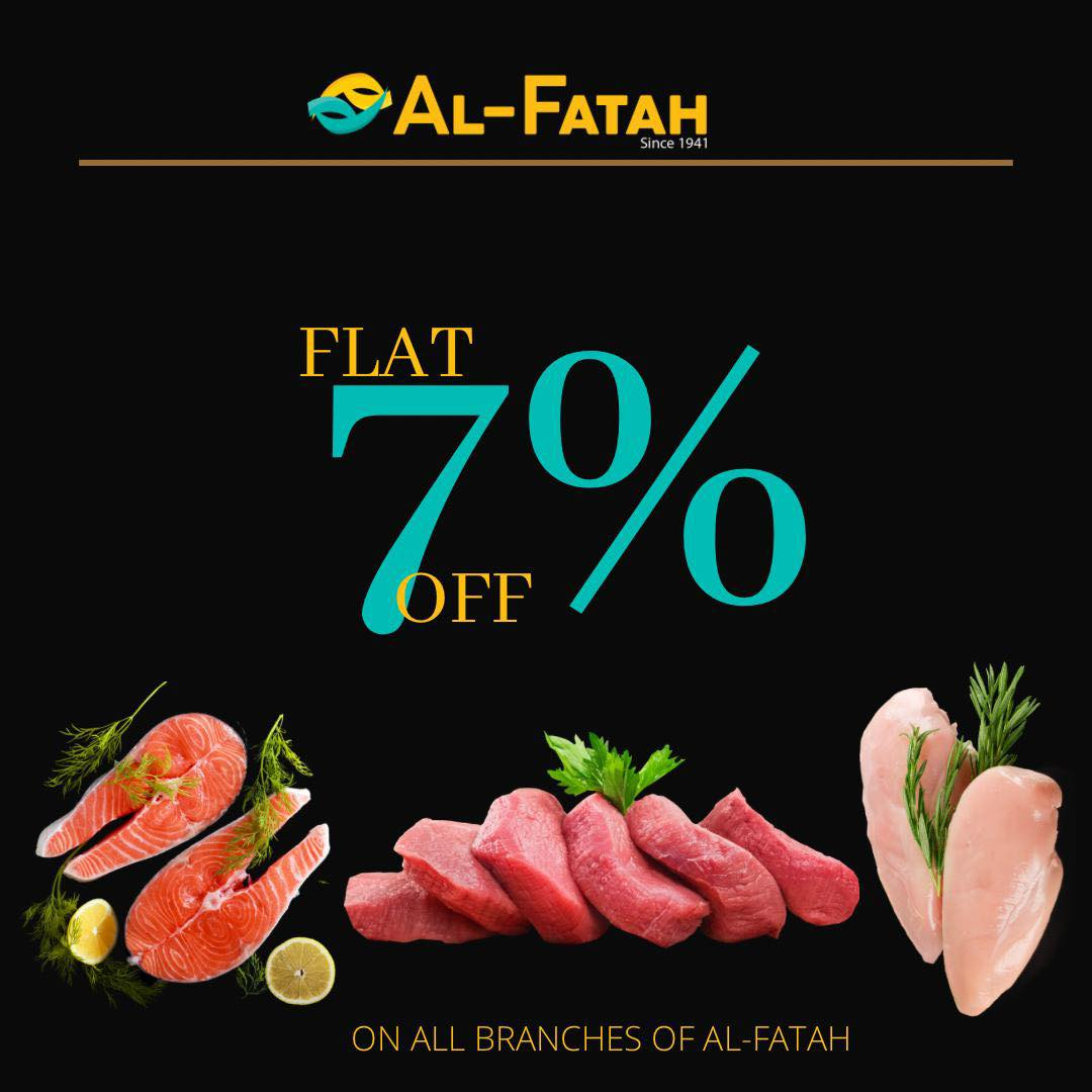 Al-fatah - New Year Sale