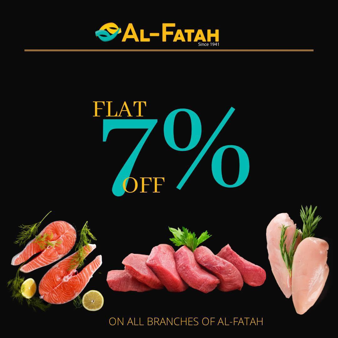 Al-fatah - New Year Sale
