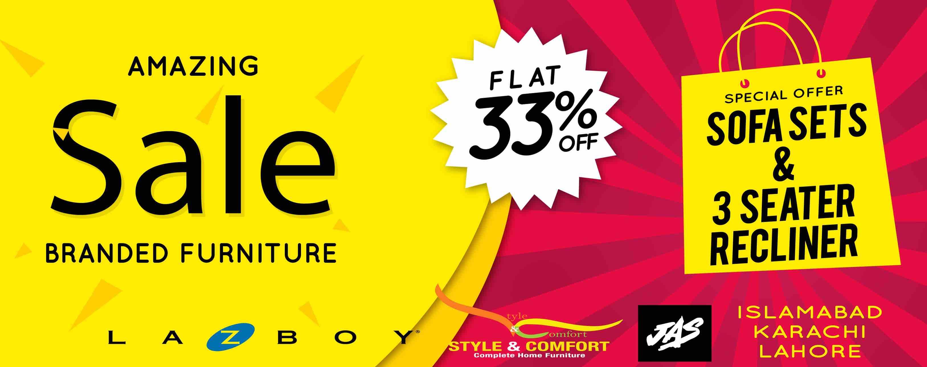 Style & Comfort - Amazing Sale