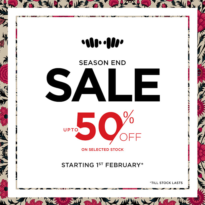Khaadi - Season End Sale