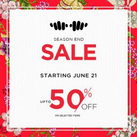 Khaadi - End Summer Season Sale
