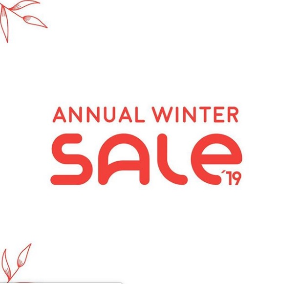 Pepperland - Annual Winter Sale