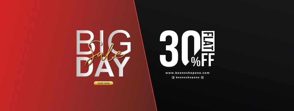 One - Big Day Sale