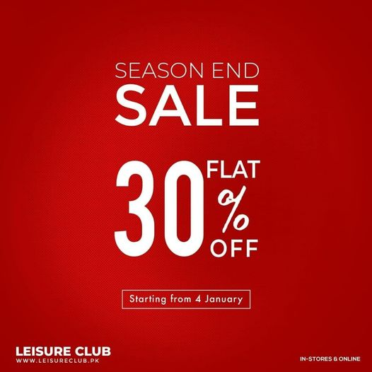 Emporium Mall - Season Sale