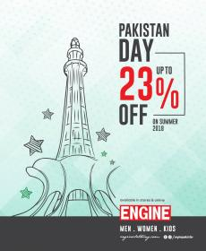Engine - Pakistan Day