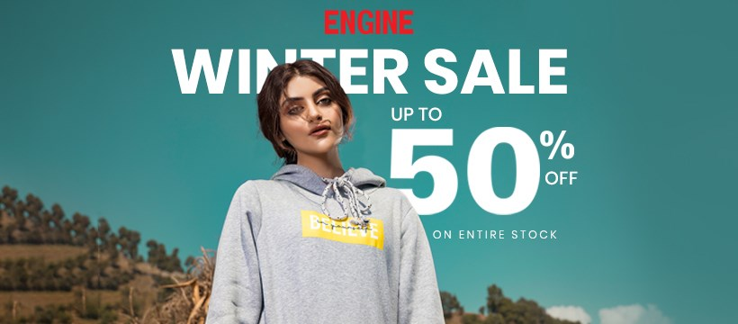 Engine - Winter Sale