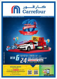 Carrefour Pakistan - Carrefour 10th Anniversary