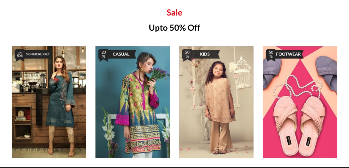 Dhanak -  End Of Season Sale