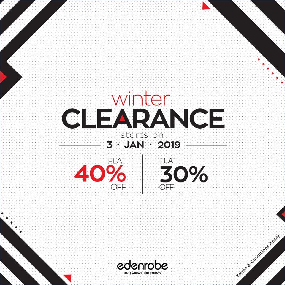 Edenrobe - Winter Clearance