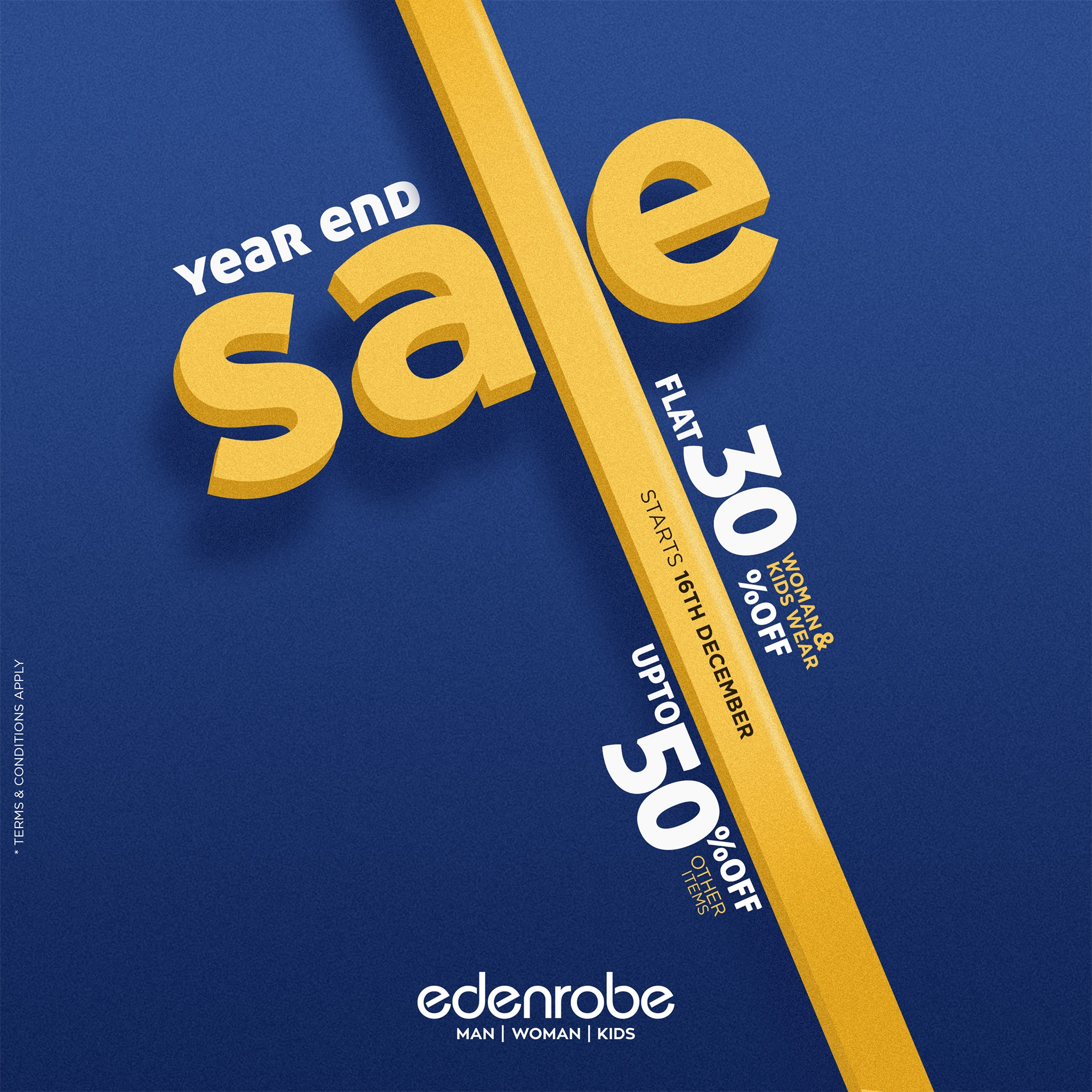 Edenrobe - Year End Sale