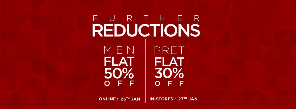 Edenrobe - Further Reductions  Sale
