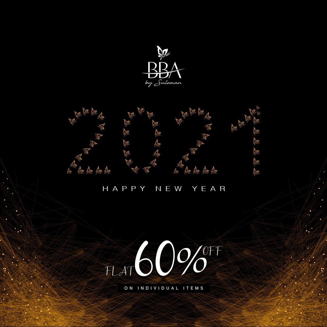 Beautify By Amna - New Year Sale