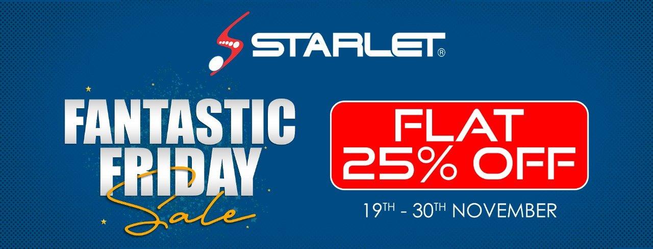 Fantastic Friday Sale