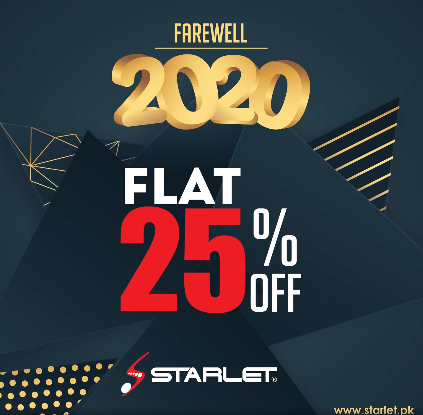 Starlet Shoes - Exclusive Farewell SALE