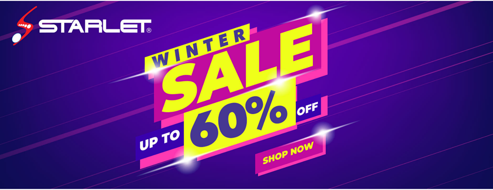 Starlet Shoes - Winter Sale