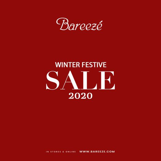 Bareeze - Winter Festive Sale