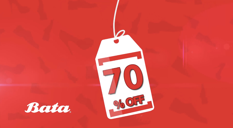 Bata - Great Saving. Great Offer!