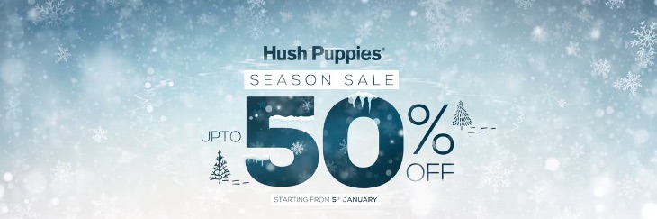Hush Puppies - Season Sale