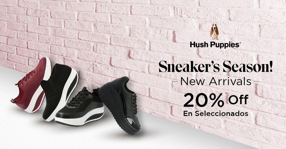 Hush Puppies - Sneakers Sale