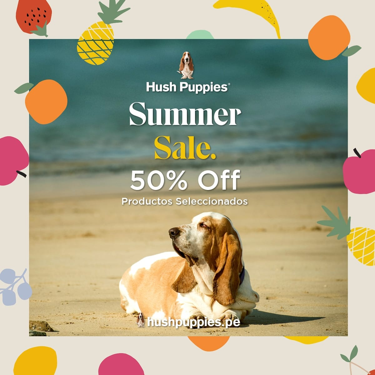 Hush Puppies - Summer Sale