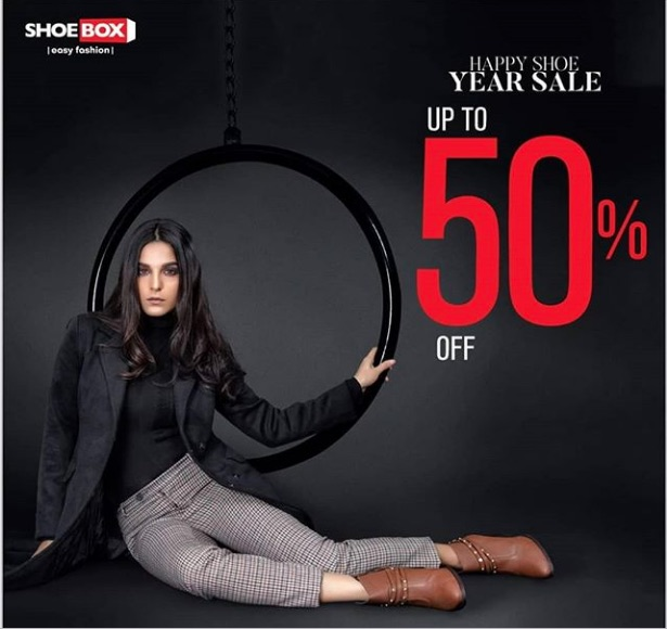 Shoebox Pakistan - Happy Shoe Year Sale