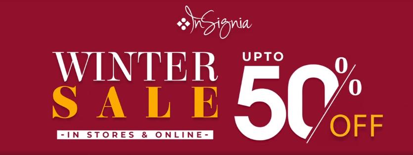 Insignia - Winter Sale