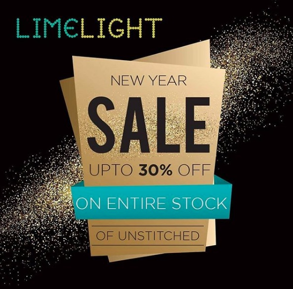 Limelight - New Year Sale