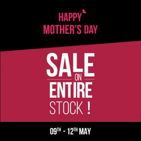 Limelight - Limelight Upto 50% MOTHER'S DAY SALE ON ENTIRE STOCK Valid Till 12th MAY 2019